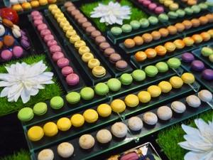 assortiment macarons pau