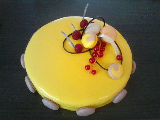 gateau macarons pau