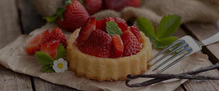 cours pâtisserie pau fraise