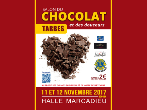 Le salon du chocolat vous attend !!!