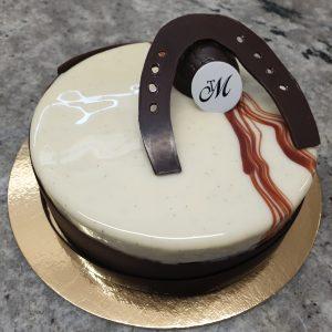 Le plaisir d'une bonne pâtisserie